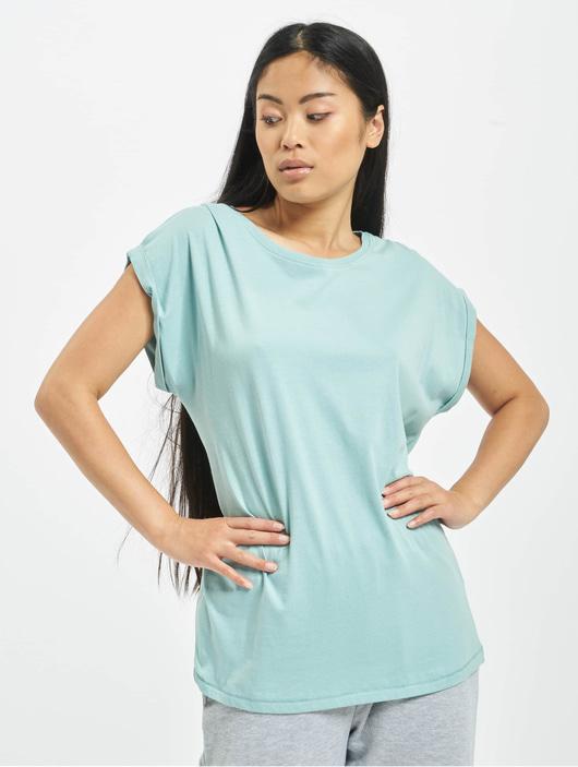 Urban Classics Extended Shoulder T-Shirt Black image number 0
