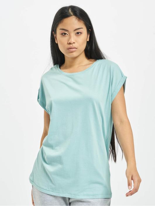 Urban Classics Extended Shoulder T-Shirt Black image number 2