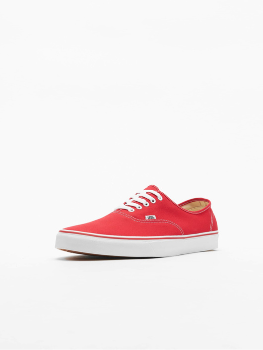 Vans UA Authentic Sneakers Red image number 1