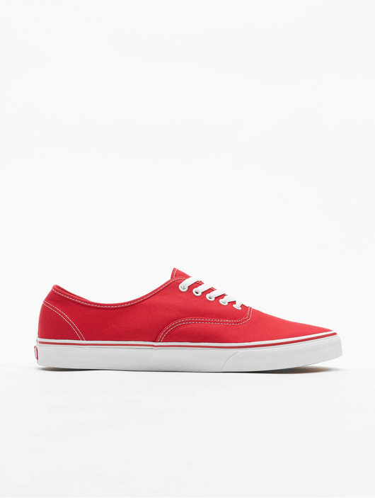 Vans UA Authentic Sneakers Red image number 2