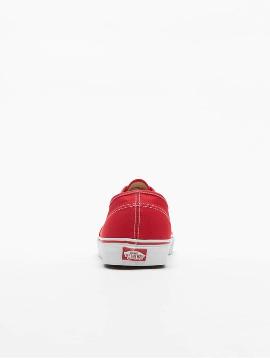 Vans UA Authentic Sneakers Red image number 4