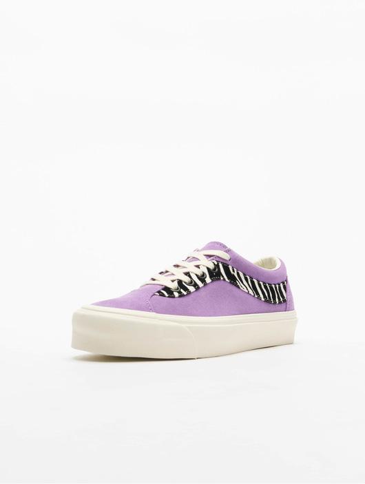 Vans UA Bold NI Zebra Sneakers Fairy Wren image number 1