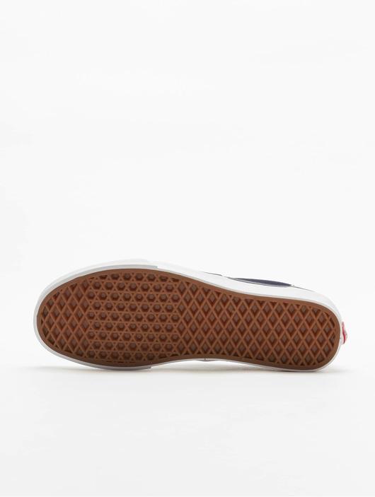 Vans UA Era Checkerboard Sneakers Night Sky/True White image number 5