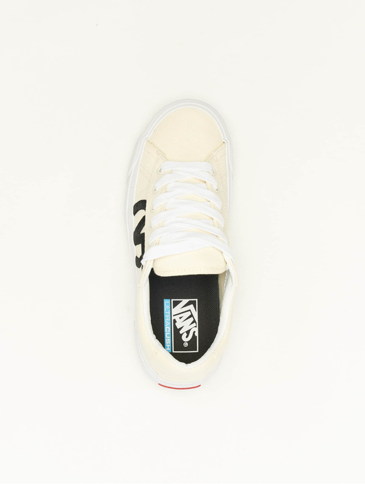 Vans UA Sid NI Staple Sneakers Classic White/True White image number 4