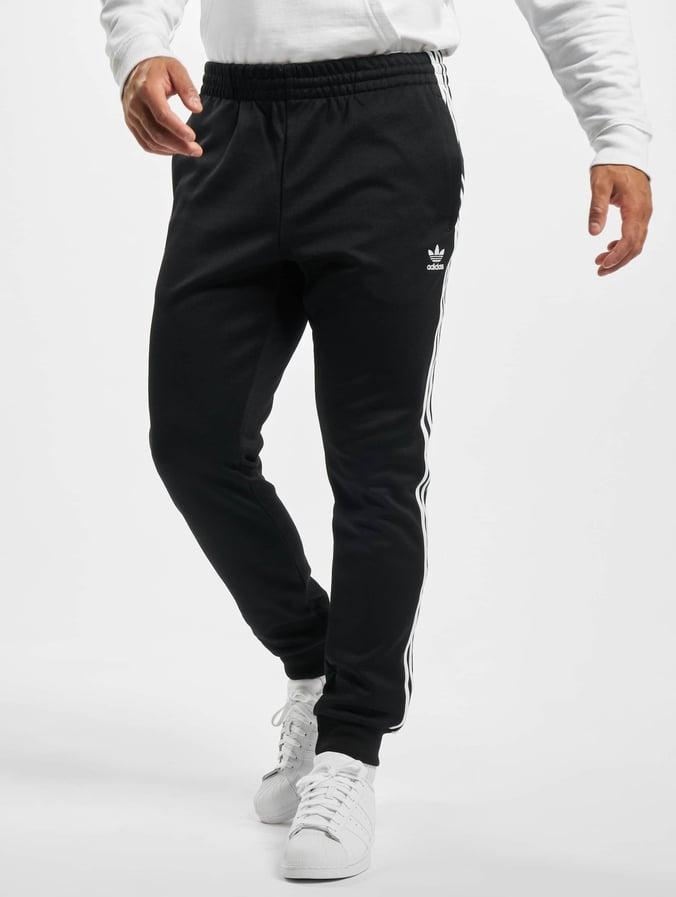 Pants Black Adidas Superstar Track Adidas hCtrsQxd