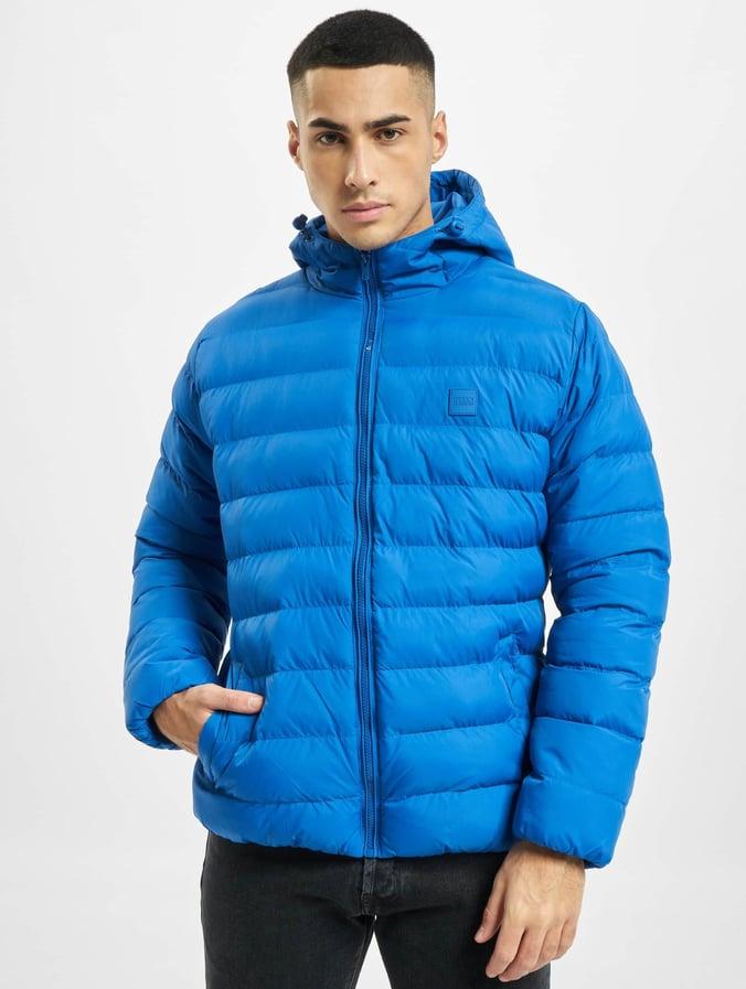 Urban Basic Jacket Bubble Royal Classics gbf6y7vY