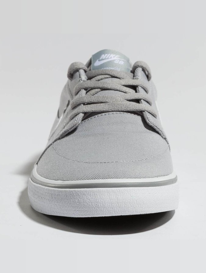 Greywhiteblack Portmore Canvas Nike Solarsoft Sneakers Skateboarding Sb Ii Wolf SpMVqzGU