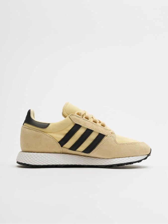 Adidas Yellowcore White Blackfootwear Forest Sneakers Originals Grove Easy iwkOTZuPXl