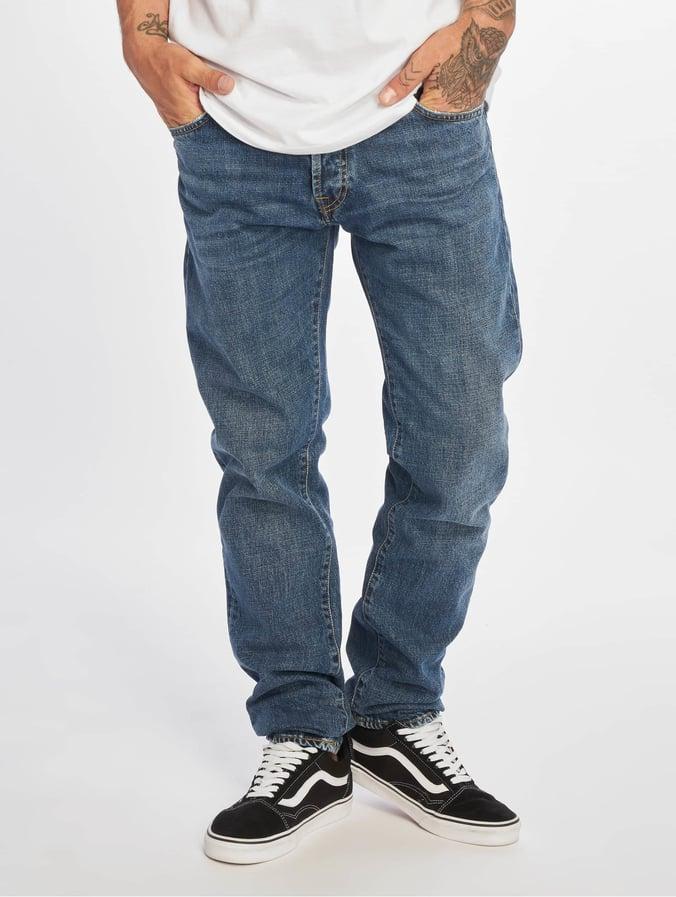 Wip Pants Mid Carhartt Worn Wash Blue Klondike 3cJFK1lT