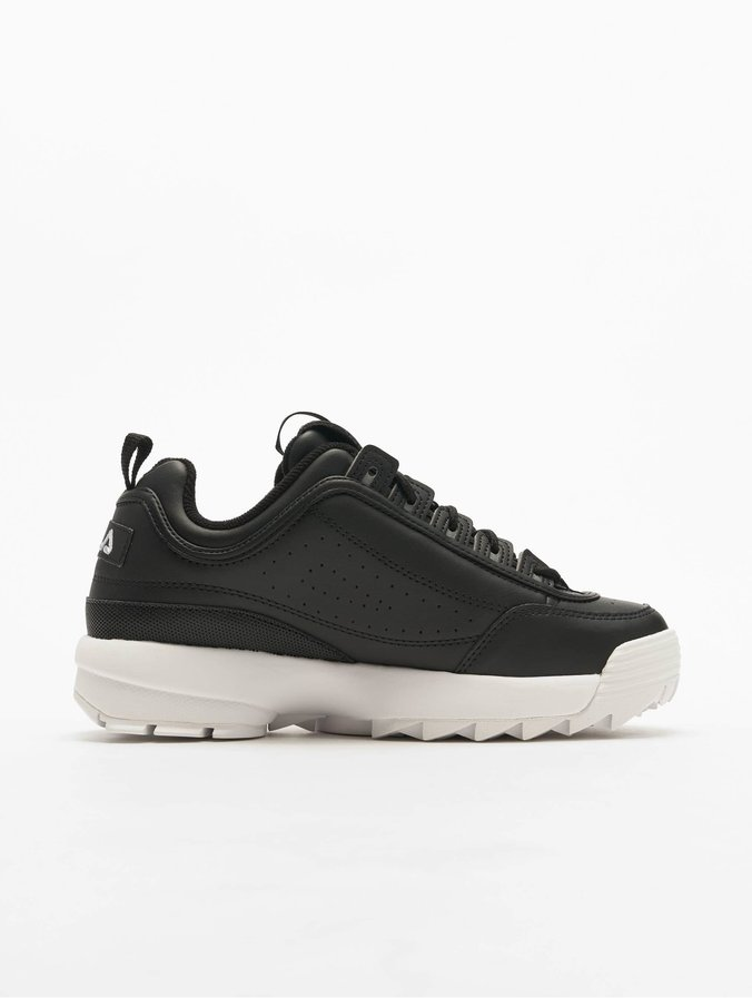 Black Low Disruptor Sneakers Low Black Disruptor Fila Fila Sneakers lFTc13KJ
