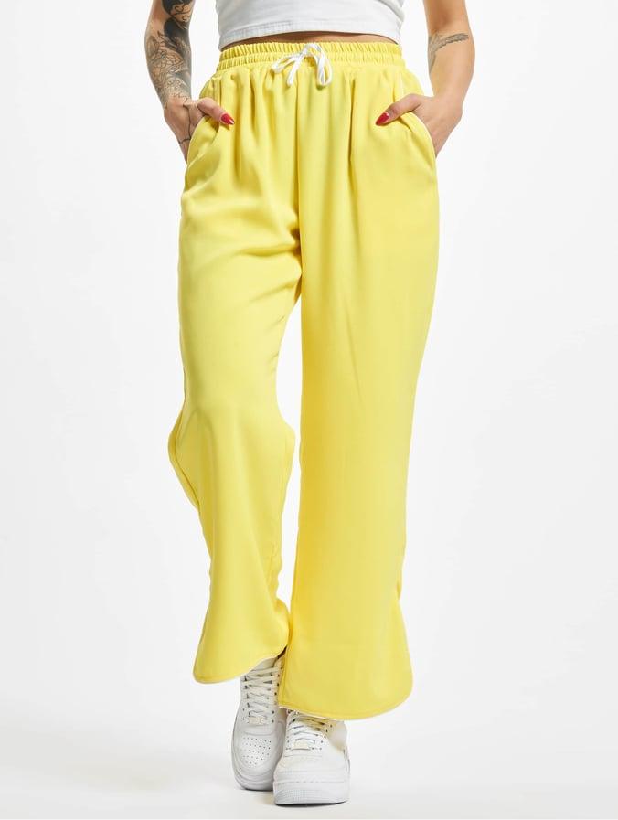 Ladies Pants Yellow Glamorous Glamorous Ladies rxdoBeCW