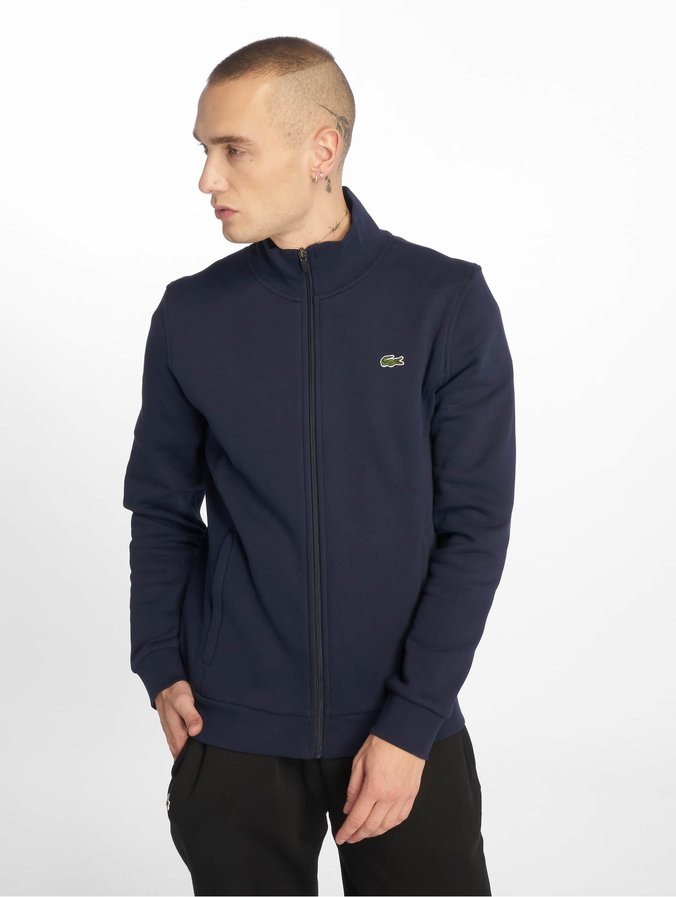 Jacket Blue Sweat Lacoste Classic Navy hQtCxrds