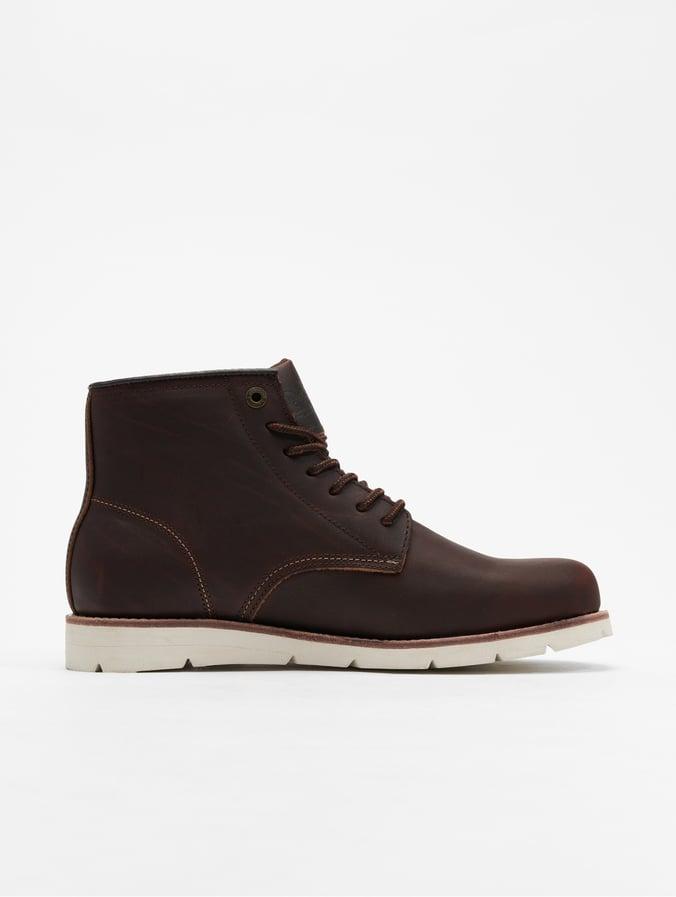 Clean Brown Jax Boots Dark Levi's® High mn8vN0w