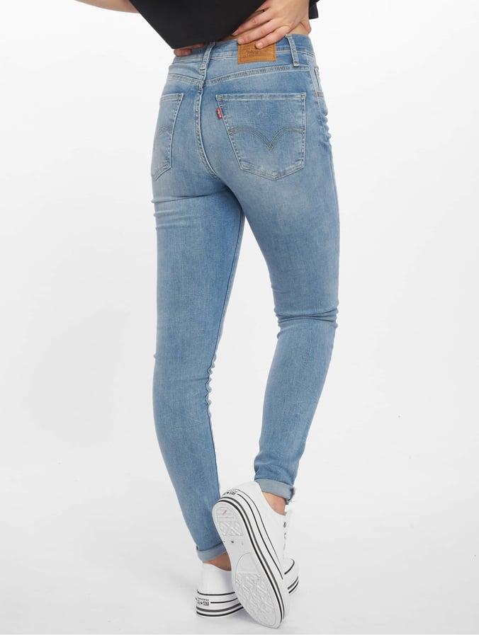 You Me Skinny In Jeans Medium Worn High Indigo Levi's® Mile Got qRL54c3Aj
