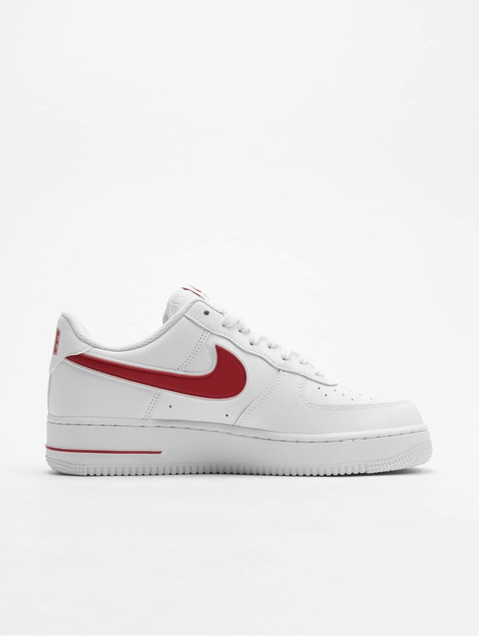 Whitegym Sneakers '07 3 Air 1 Nike Force Red oBerdxCW