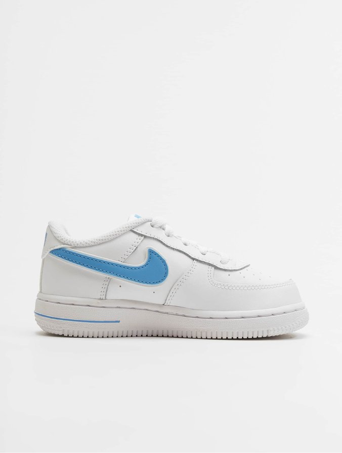 Blue Force 1 3tdSneakers Nike Whiteuniversity eQxBoWCrd