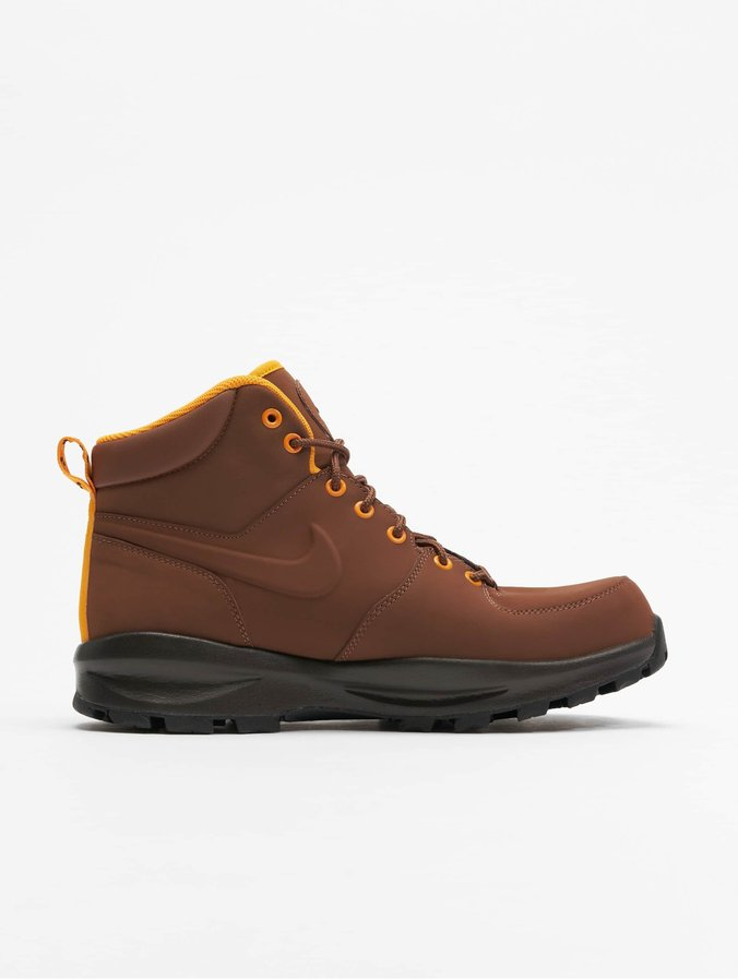 Nike Brownfauna Sneakers Boot Fauna Manoa Leather Brown 7bf6gy