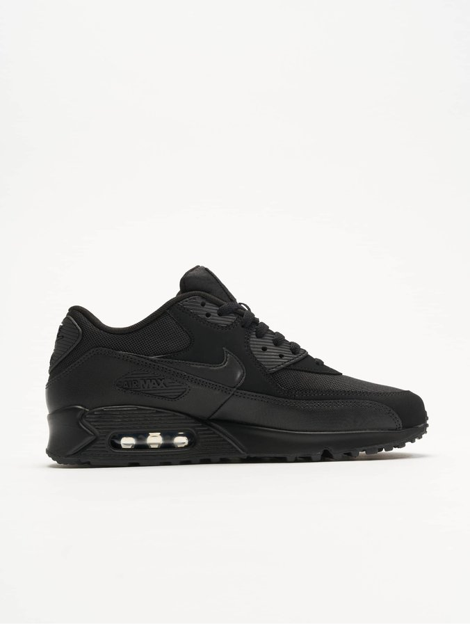 Essential Blackblackblackblack 90 Max Nike Sneakers Air FT1clKJ