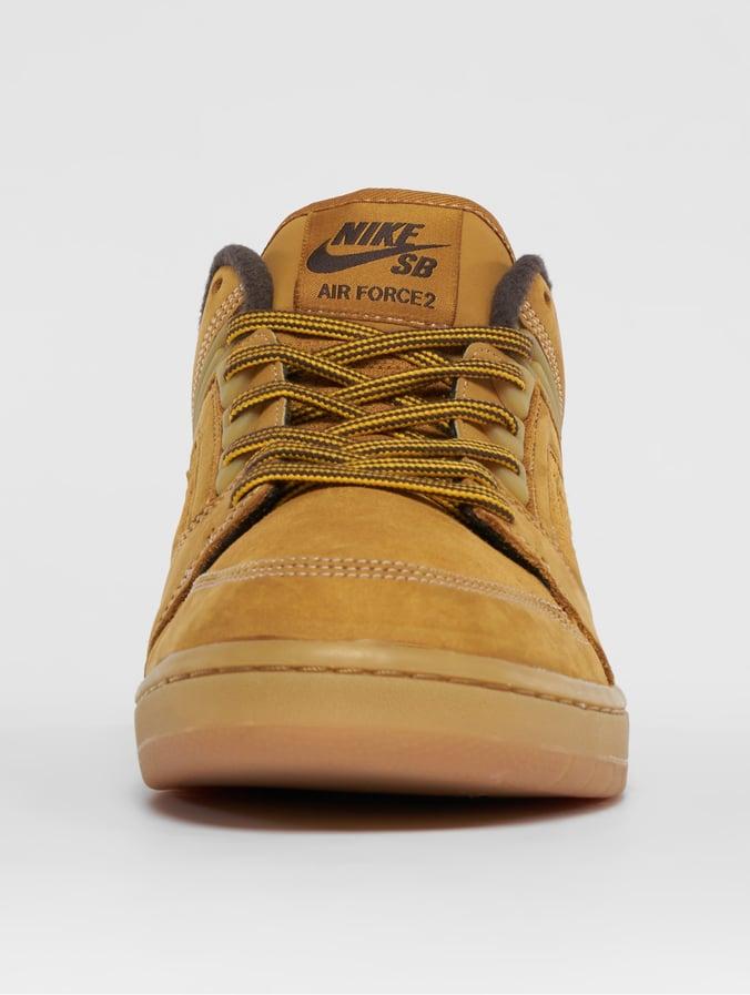 Brown Force Premium Bronzebronzebaroque Air Sb Ii Sneakers Nike Low edCxBo