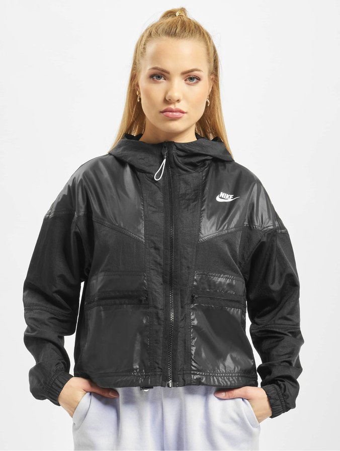 Cargo Windrunner Nike Jacket Blackwhite Rebel gybfY76v