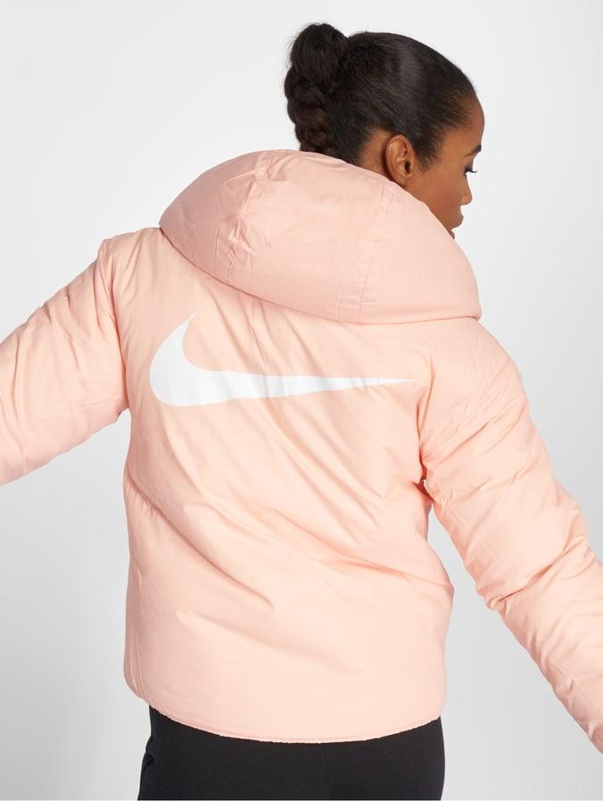 Magenta Matelassée 466788 Femme Nikesportswear Usmgpzqv Veste 3AjLR54