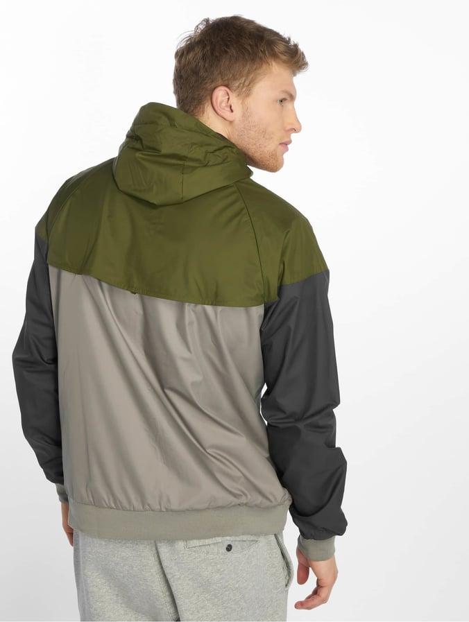Olive Canvasdark Sportswear Jacket Stuccowhite Nike Windrunner fv6gy7Yb