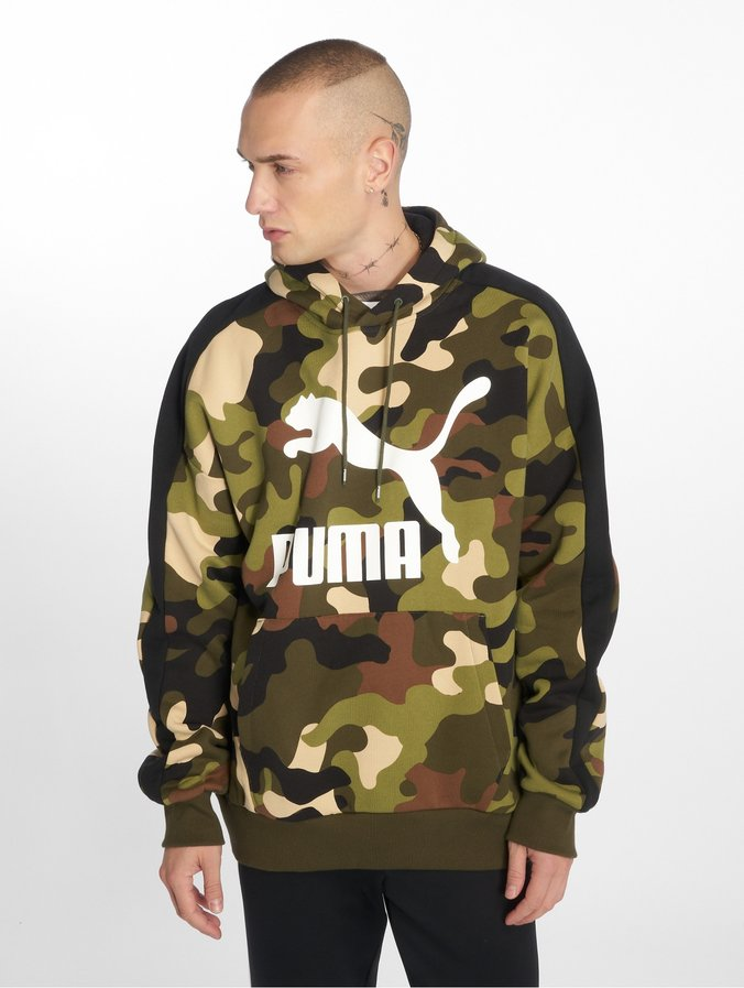 Hoody Puma Pack Forest Fleece Wild Night IY2DH9WE