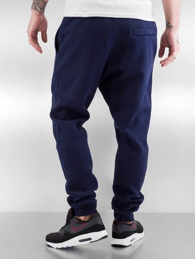 nike air max broek blauw