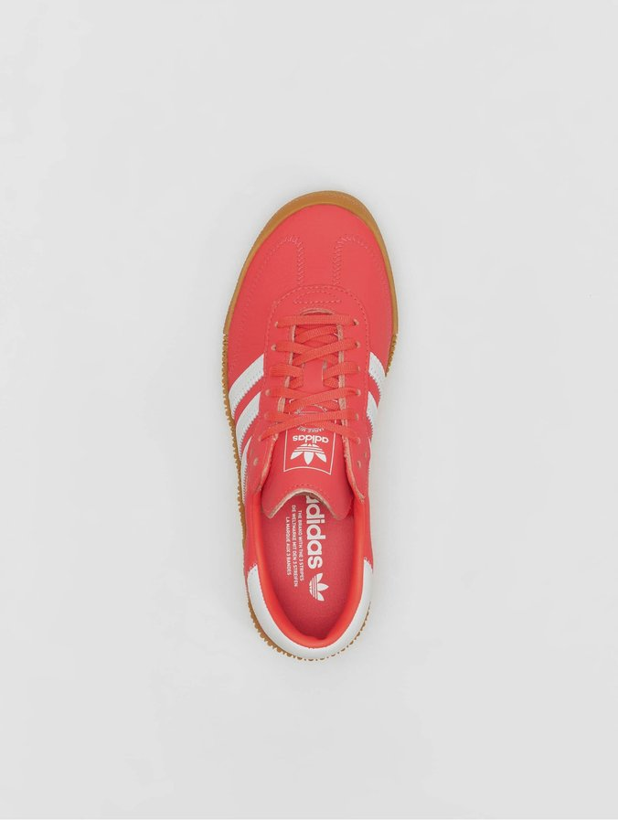 adidas sambarose rood