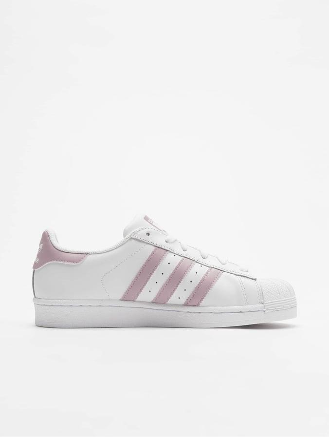 adidas schoenen superstar wit