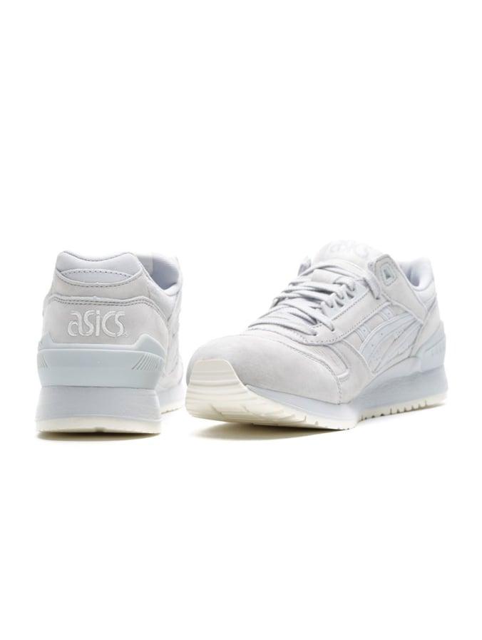 asics schoenen wit