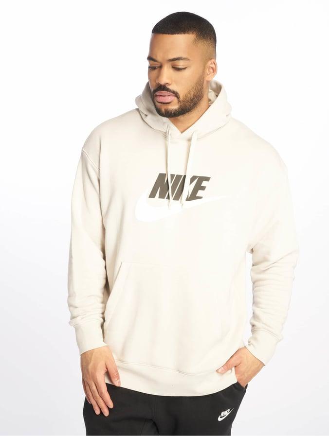 Nike Herren Hoody Sportswear in beige 587072