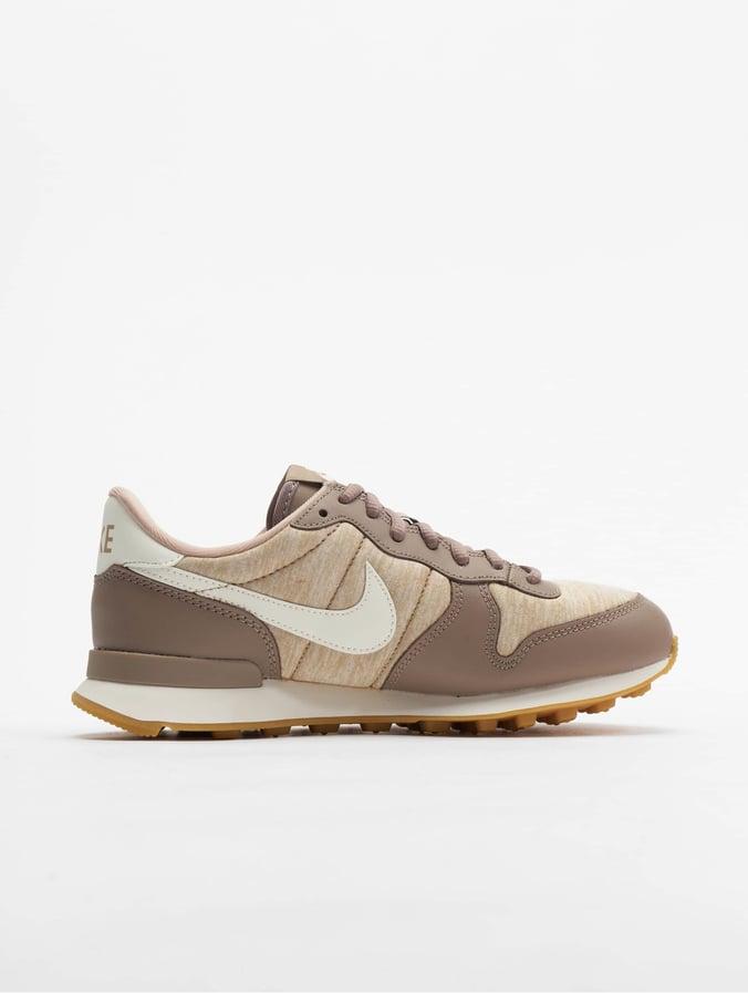 Nike Damen Sneaker Internationalist in beige 416767