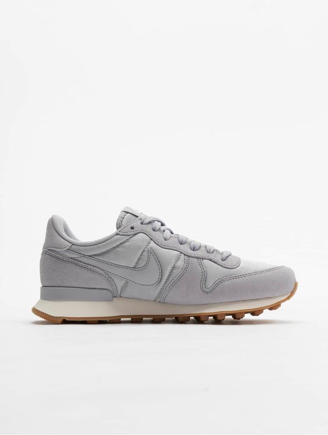 Nike Damen Sneaker WMNS Internationalist in grau 344360