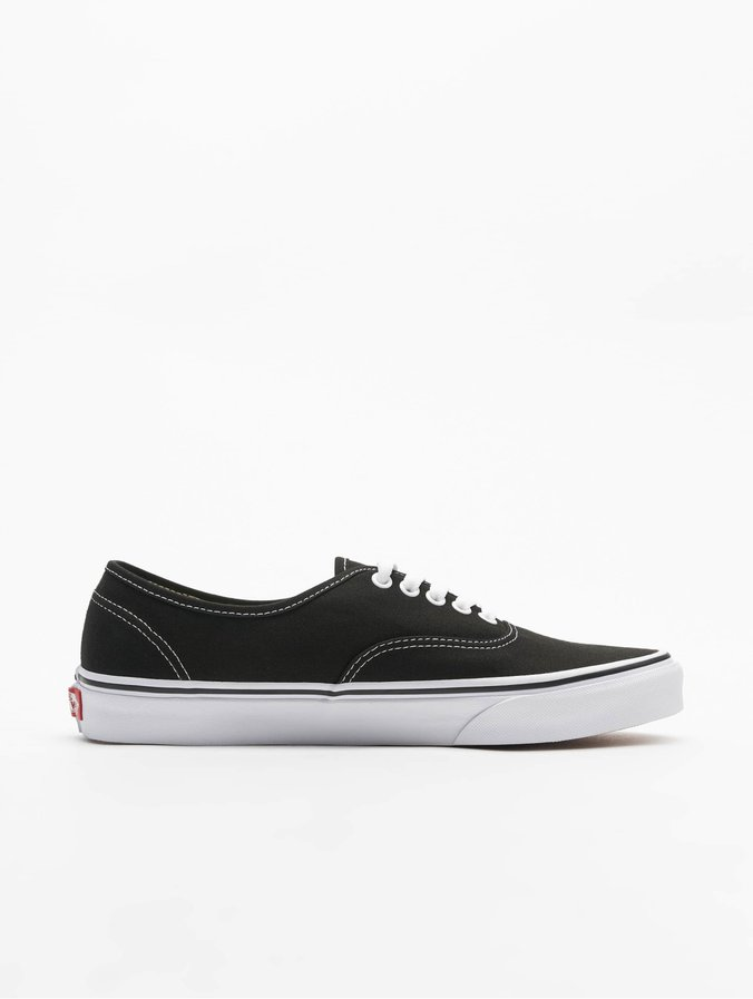 vans authentic zwart