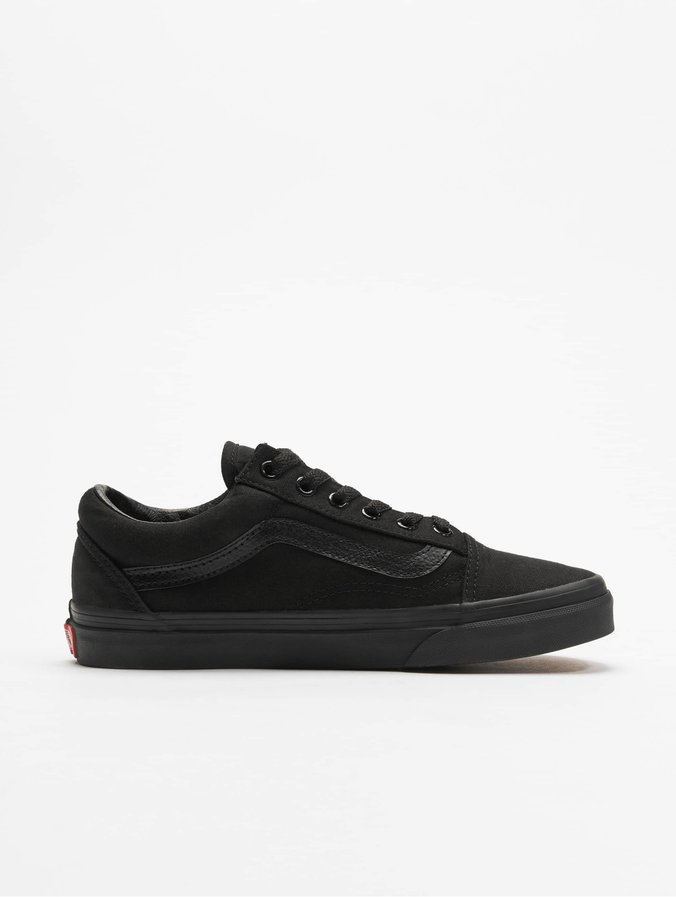 vans schoenen zwart heren