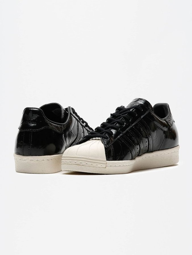 grand choix de 86c65 c88e5 Adidas Superstar 80s W Black