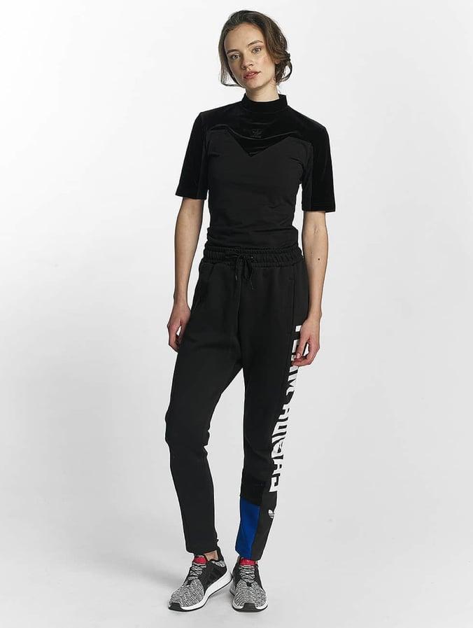 f1aa051243a522 adidas originals Damen Jogginghose Archive in schwarz 360270