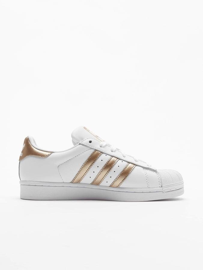 Adidas originals sneaker Superstar W in wit Schoenen