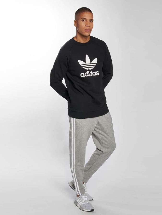2a1095a5475fa adidas originals | Trefoil noir Homme Sweat & Pull 412440