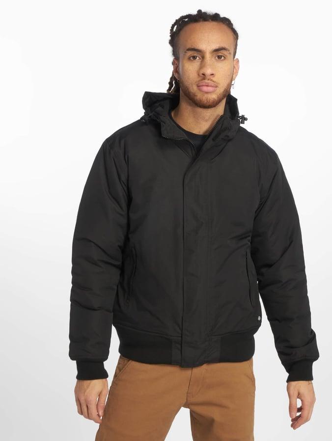 uusi halpa 100% huippulaatua myyntipiste myytävänä Dickies Cornwell Winter Jacket Black