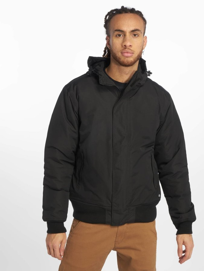timeless design abcd9 fe053 Dickies Cornwell Winter Jacket Black