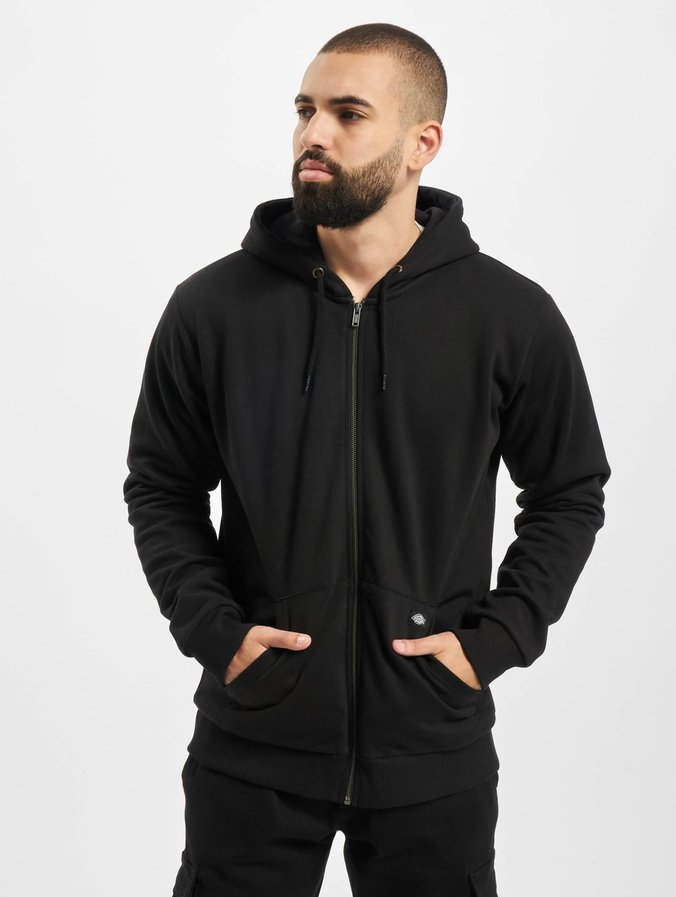 Dickies Kingsley Zip Hoody Black