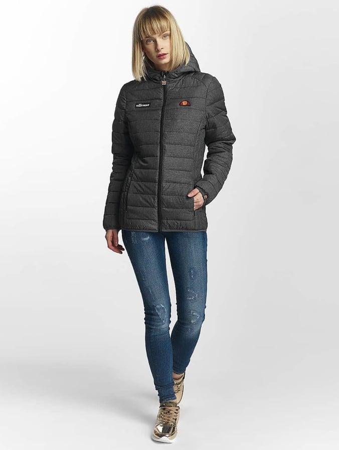 außergewöhnliche Auswahl an Stilen und Farben 100% echt besserer Preis Ellesse Lompard Padded Jacket Grey Grindle