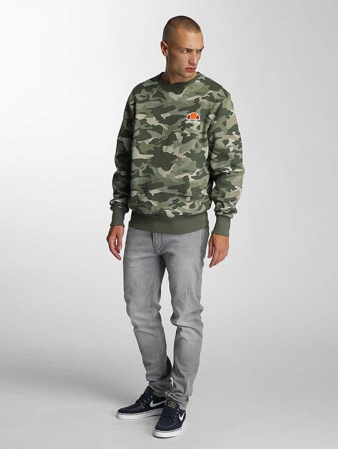 pantalon ellesse militaire homme