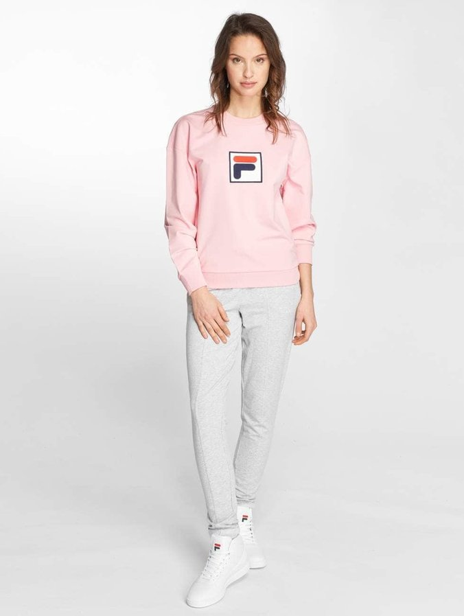 FILA Urban Line Erika Sweatshirt Coral Blush