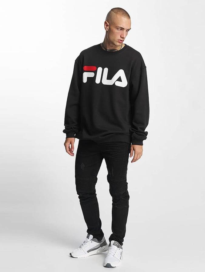 design de qualité gros en ligne grandes variétés FILA Urban Line Classic Logo Sweatshirt Black