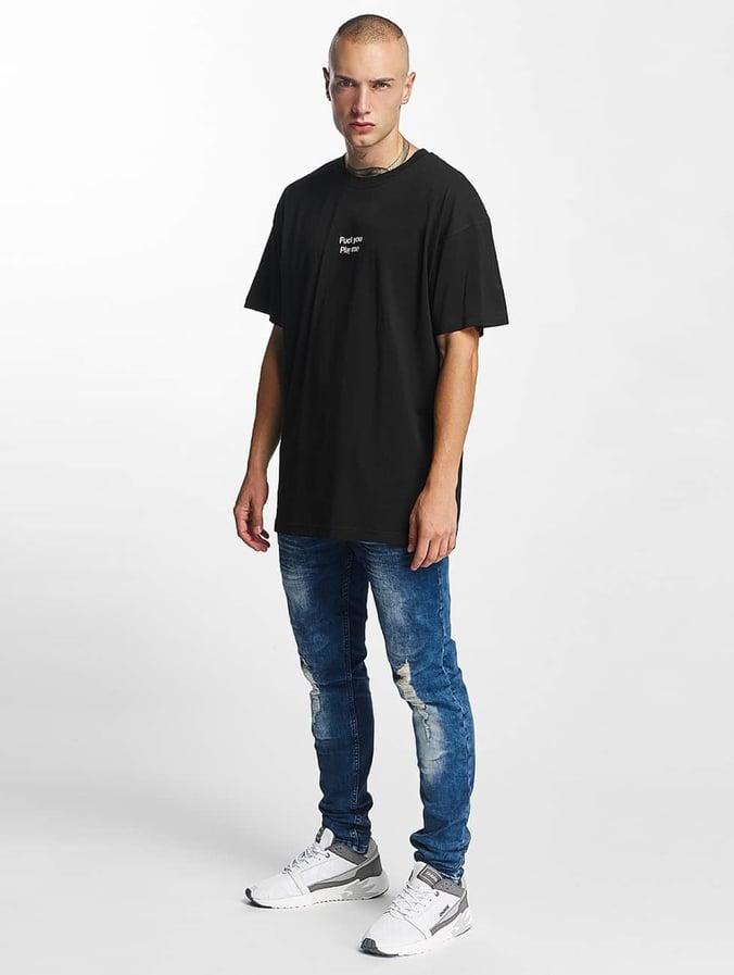 cienie buty do biegania tak tanio K1X Play Me T-Shirt Black