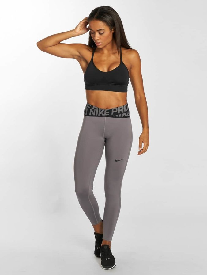 616e59fa2 Nike Pro Leggings Gunsmoke/Black