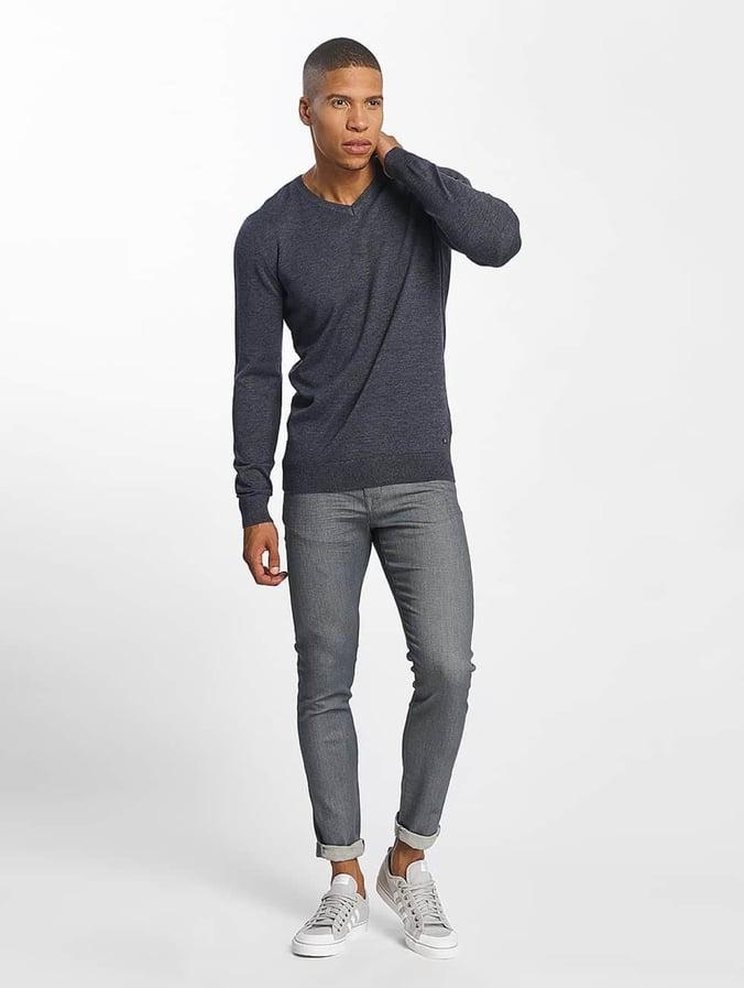 ed9d94eb75 Petrol Industries Herren Pullover Knitwear in blau 366304